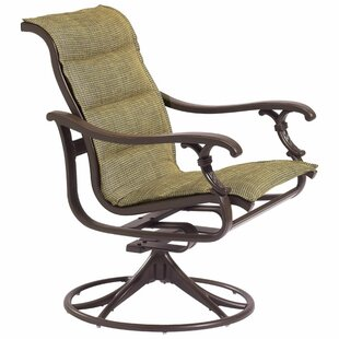 Ravello Swivel Patio Dining Chair by Tropitone Read Reviews