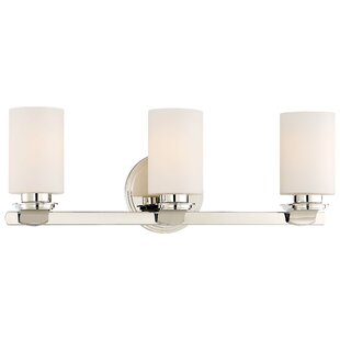 Ovid 3-Light Vanity Light By Darby Home Co
