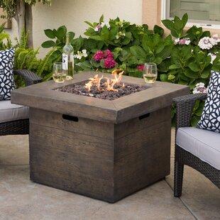 Genial Propane Fire Pit Coffee Table | Wayfair