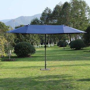 Ezra 4.6m Traditional Parasol By Freeport Park