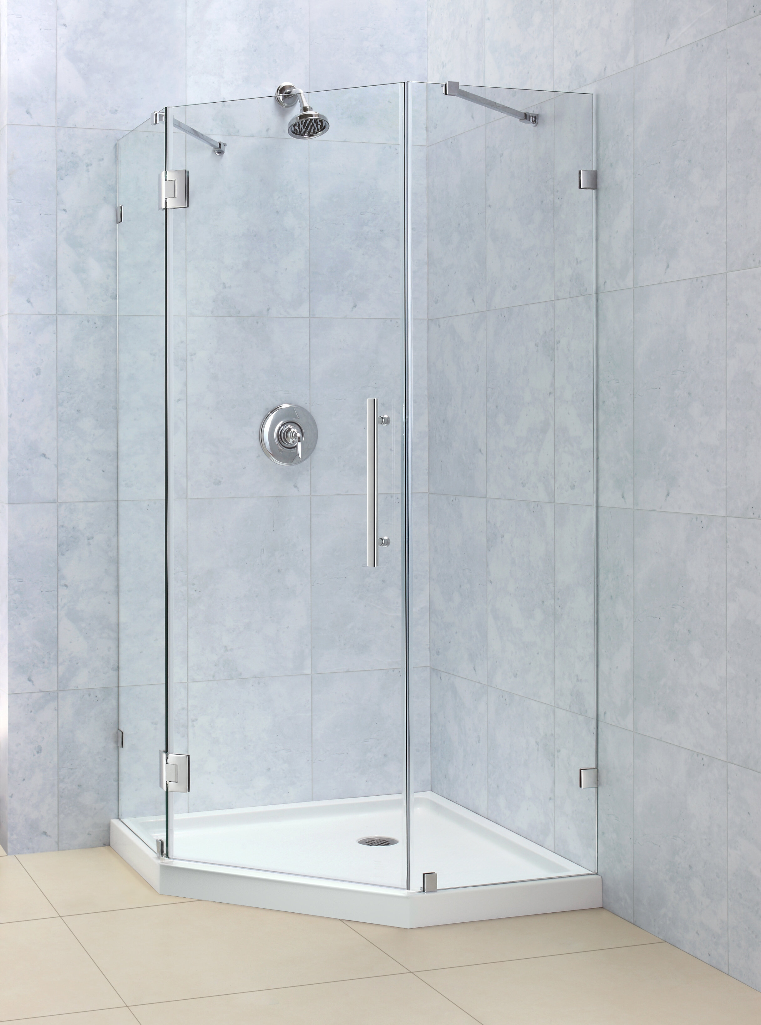 How To Choose A Shower Enclosure Wayfair