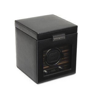 Budget Roadster Single Watch Box By WOLF