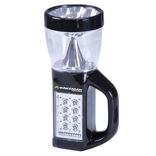 3 In 1 LED Camping Lantern by Wakeman