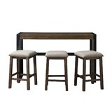 Naper Multipurpose 4 Piece Counter Height Dining Set by Gracie Oaks