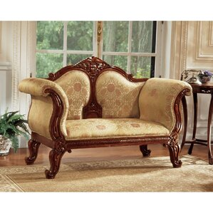 Abbotsford House Loveseat by Design Toscano