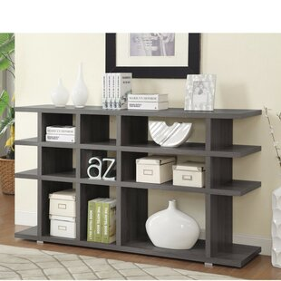 Mcauley Contemporary Wooden Cube Unit Bookcase Ivy Bronx