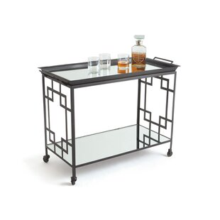 Cheshire Bar Cart by Willa Arlo Interiors