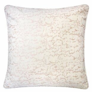 Ali Jacquard Indoor/Outdoor Velvet Throw Pillow