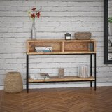 Valor 42 Solid Wood Console Table by Foundry Select