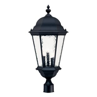 Brook Lane Outdoor 3-Light Lantern Head