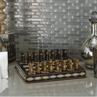 Fiarmont Decorative Chess Set by Astoria Grand