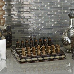 Fiarmont Decorative Chess Set by Astoria Grand