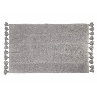 Nicky Tassel Bath Rug