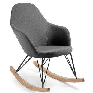 Kermit Metal Rocking Chair