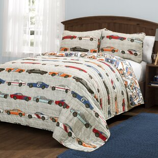 Trace 2 Piece Quilt Set by Viv + Rae No Copoun