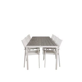 Alberich 6 Seater Dining Set By Sol 72 Outdoor