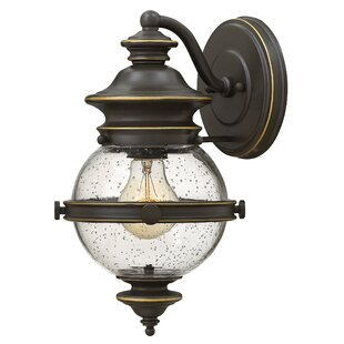 Pumphrey Outdoor Sconce