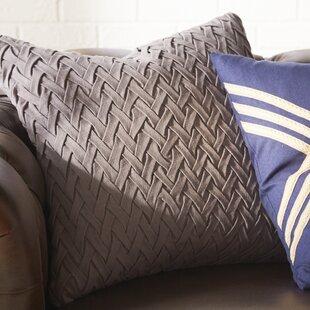 Darryl Easton Facade 100% Cotton Throw Pillow Cover