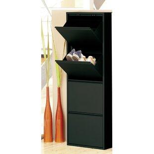 4 Pair Shoe Storage Cabinet By JanKurtz