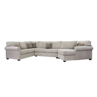 Albers Symmetrical Sectional by Canora Grey SKU:AD361247 Purchase