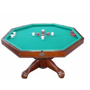 Berner Billiards Slate Bumper Pool Table ..