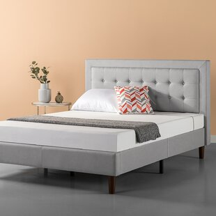 Atkin Upholstered Platform Bed