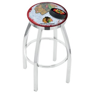 Low priced NHL 25 Swivel Bar Stool by Holland Bar Stool Reviews (2019) & Buyer's Guide