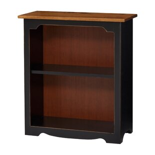 Wendling 30 H x 32 W Solid Wood Standard Bookcase by Foundry Select