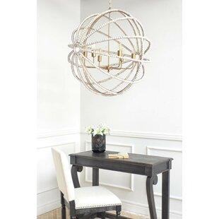 Mercer41 Jesseren 6-Light Globe Chandelier
