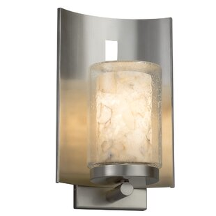 Great Price Conovan 1-Light Outdoor Sconce By Rosecliff Heights
