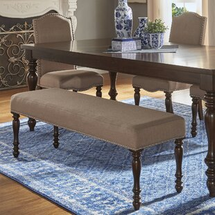 Darby Home Co Hilliard Wood Bench