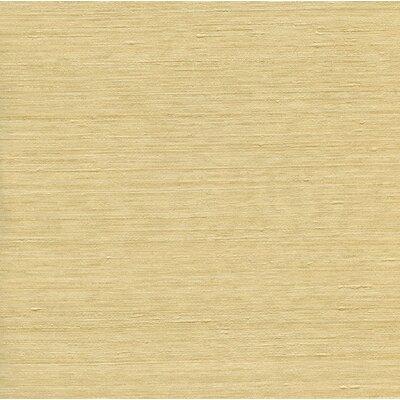 "Brewster Home Fashions 27' x 27"" Rememberance Wallpaper Colour: Yellow"