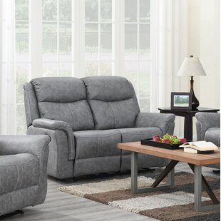 Oleander 2 Seater Reclining Sofa By Mercury Row