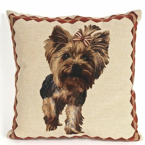 Yorkshire Terrier Pillow Wayfair