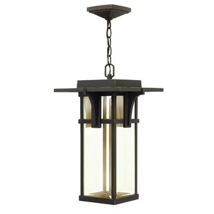 Hinkley Lighting Manhattan 1-Light Outdoor Hanging Lantern