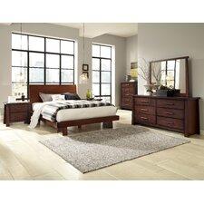 Fusion Platform Customizable Bedroom Set by Ligna Furniture