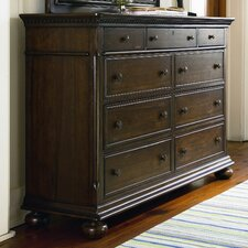 Down Home Aunt Peggy's 8 Drawer Dresser by Paula Deen Home