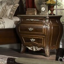 Imperial Court 3 Drawer Bachelor's Chest by Michael Amini