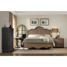 Corsica Panel Customizable Bedroom Set by Hooker Furniture