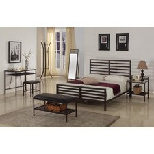 Panel Customizable Bedroom Set by InRoom Designs