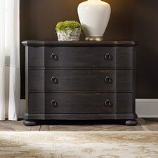 Corsica 3 Drawer Bachelor's Chest by Hooker Furniture