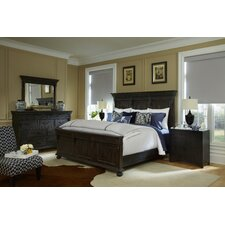 Kentshire Panel Customizable Bedroom Set by Accentrics by Pulaski