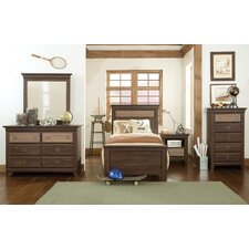 Weatherly Panel Customizable Bedroom Set by Standard Furniture