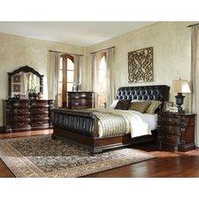Churchill Sleigh Customizable Bedroom Set by Standard Furniture