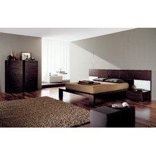 Soho Platform Customizable Bedroom Set by YumanMod