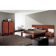 Wynd Platform Customizable Bedroom Set by YumanMod