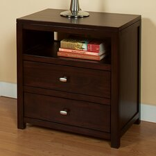 Parkrose 2 Drawer Nightstand by Epoch Design