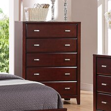 Acropolis 5 Drawer Chest by Andover Mills®