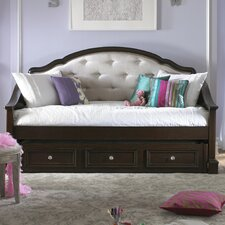Girls' Glam Daybed with Trundle by Samuel Lawrence
