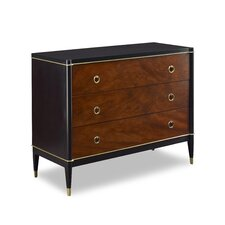 Davenport 3 Drawer Bachelor's Chest by Brownstone Furniture